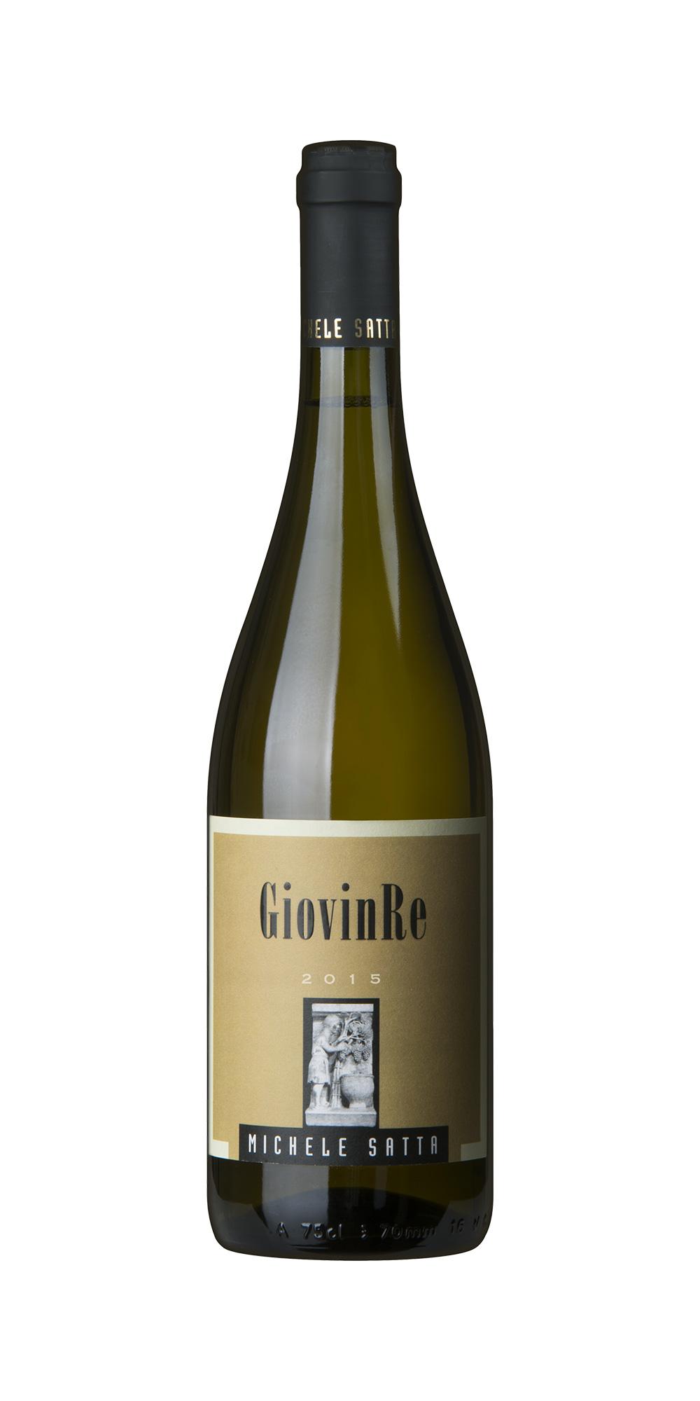 Vino bianco Giovin Re Toscana