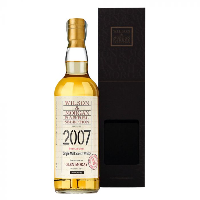Distillato Whisky Glen Moray W&M