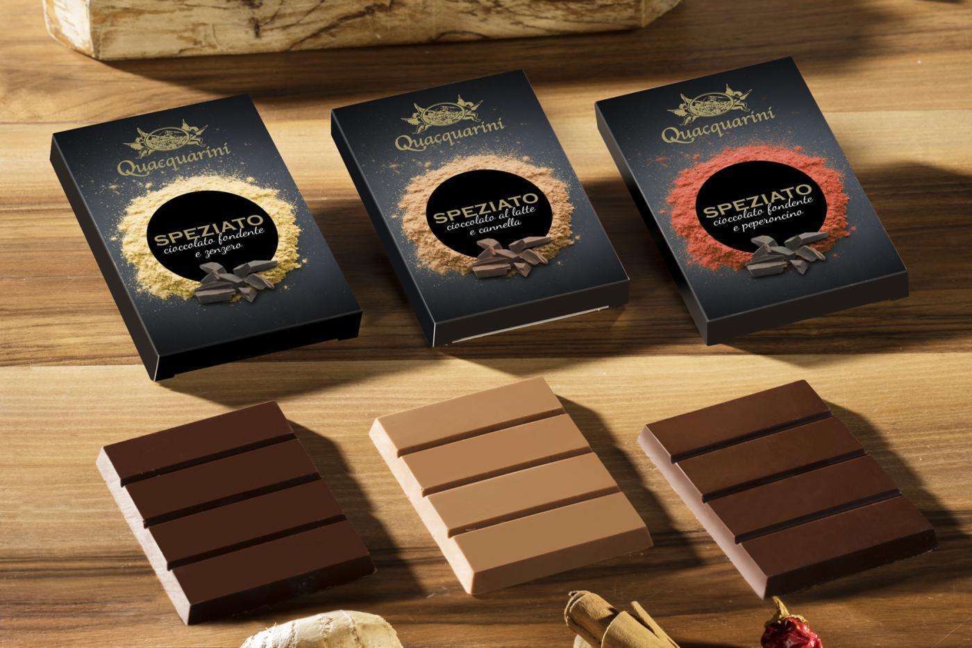 Confezione regalo Il Cioccolato Quacquarini