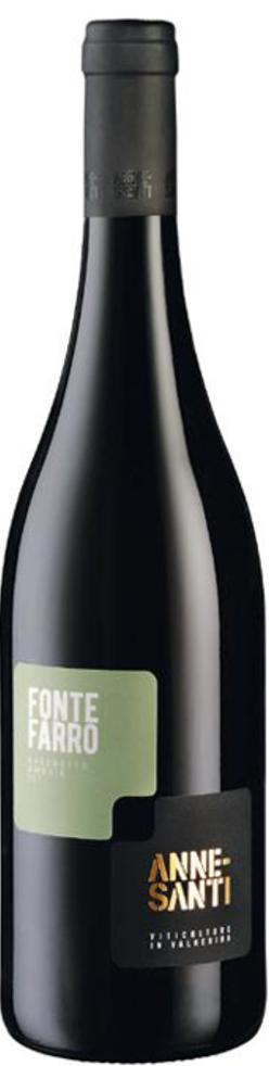 Vino bianco Fonte Farro Grechetto Umbria