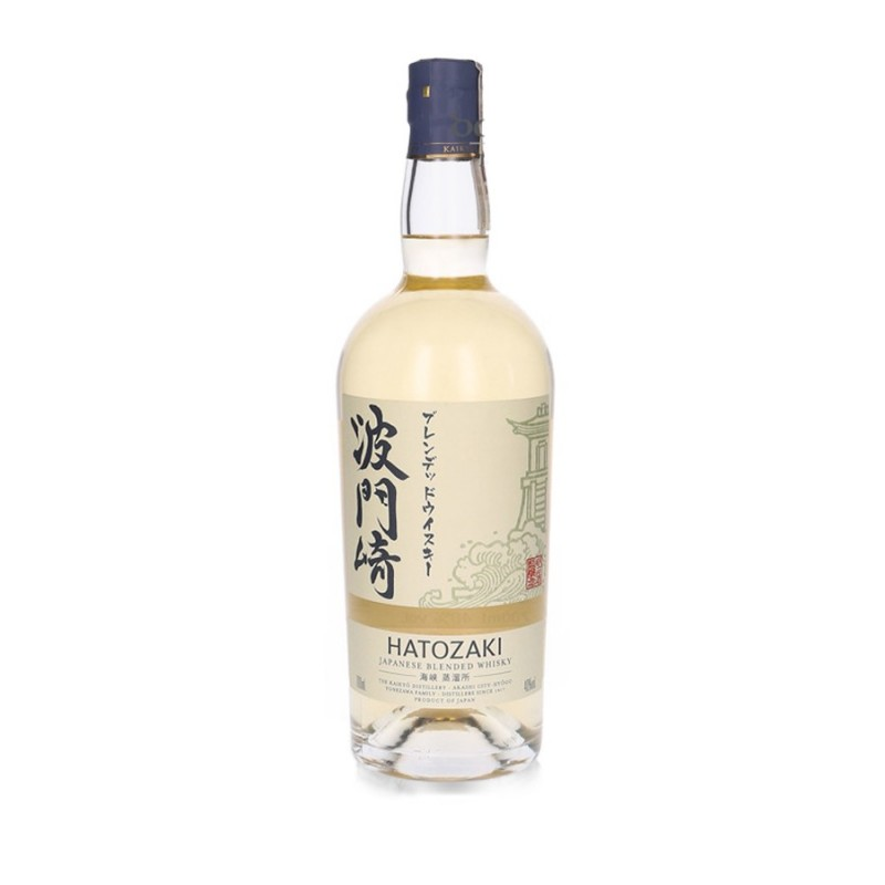 Distillato Whisky Hatozaki Blended Kaikyo