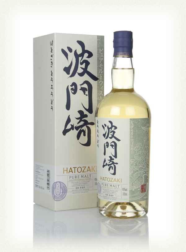 Distillato Whisky Hatozaki Pure Malt Kaikyo