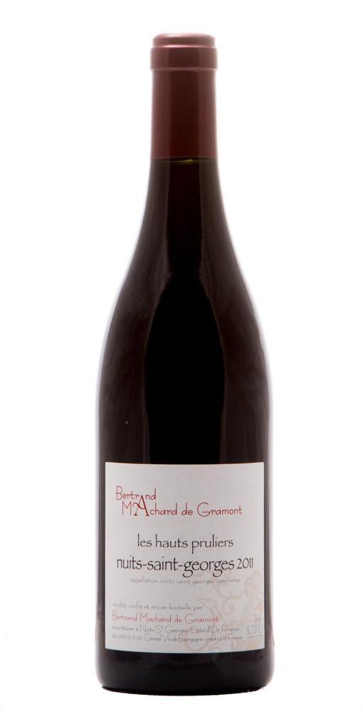Vino rosso Nuits-Saint Georges Les Hauts Pruliers
