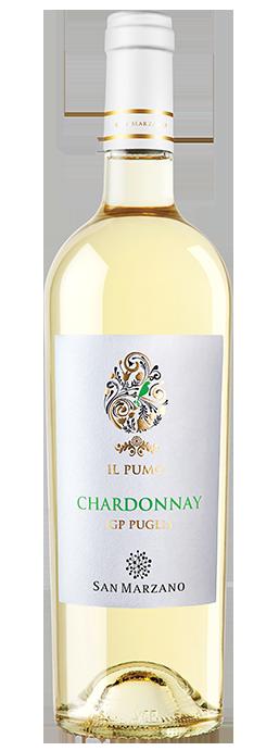 Vino bianco Il Pumo Chardonnay Puglia