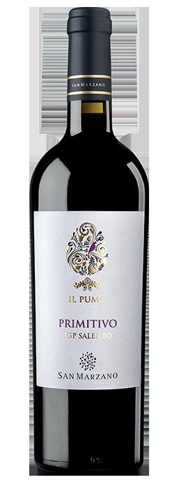 Vino rosso Il Pumo Primitivo Salento