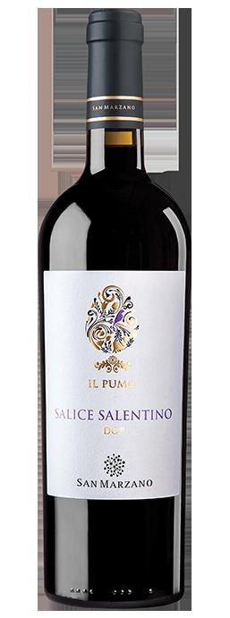 Vino rosso Il Pumo Salice Salentino