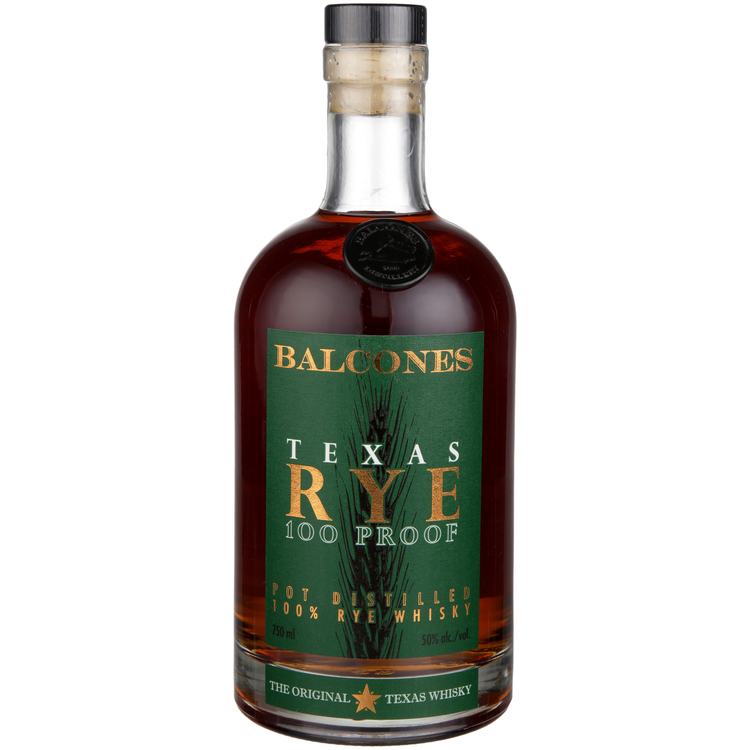 Distillato Whisky Texas Rye Distilleria Balcones