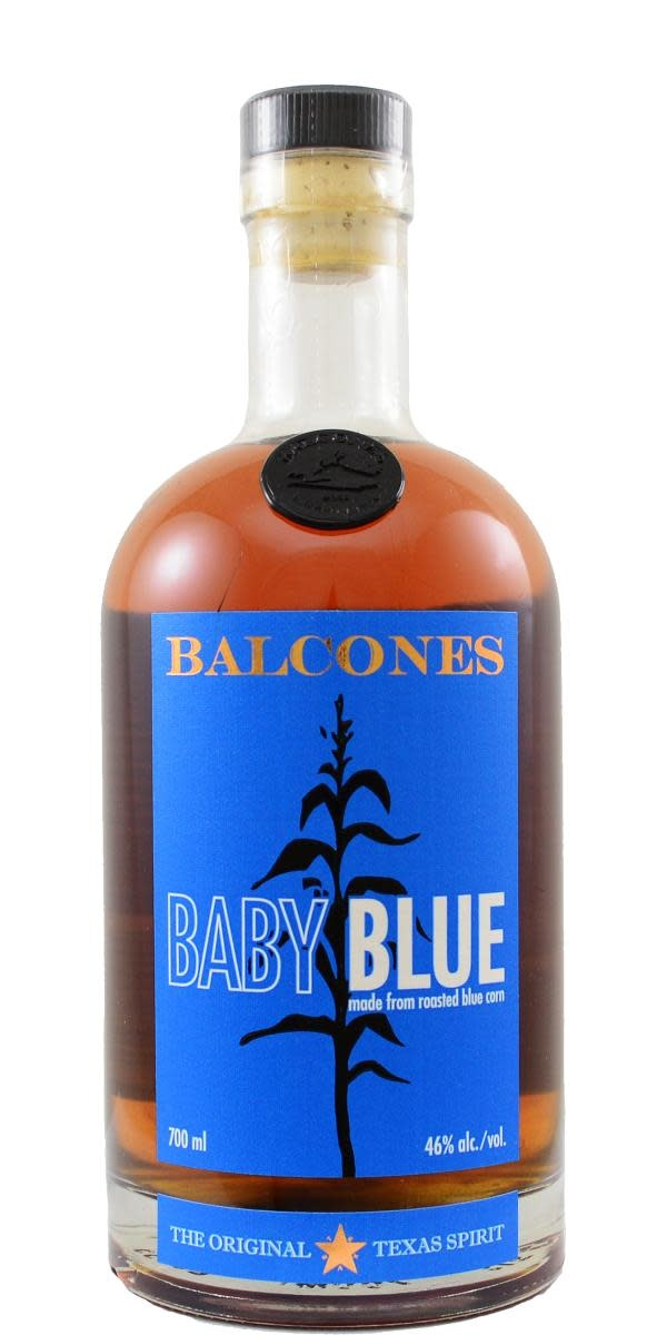 Distillato Whisky Baby Blue Corn Balcones Distillery