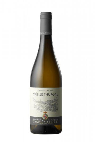Vino bianco Muller Thurgau
