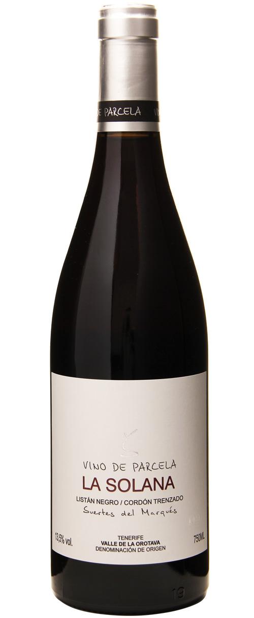 Vino rosso La Solana