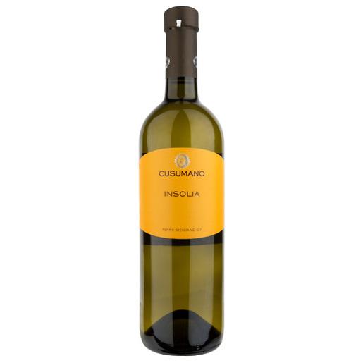 Vino bianco Insolia Terre Siciliane