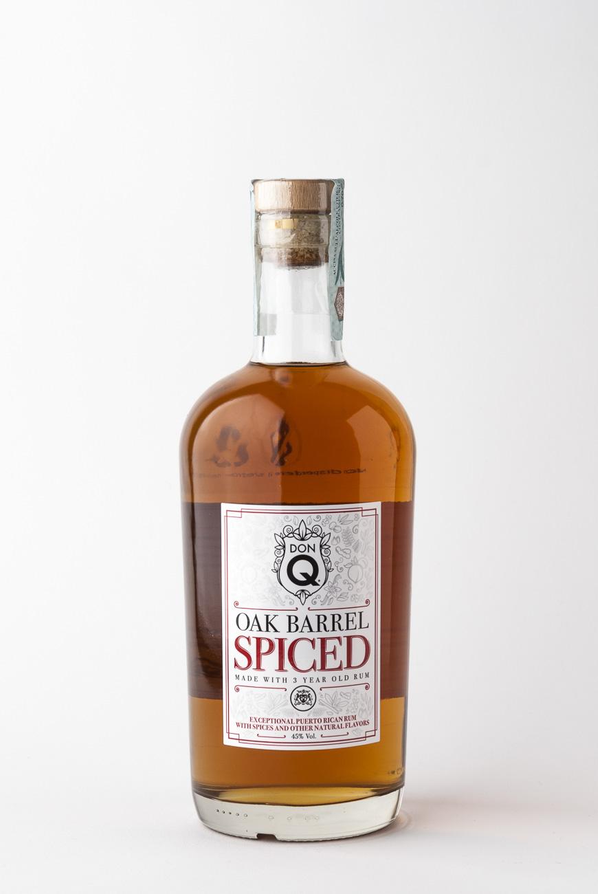 Distillato Spiced Rum DonQ