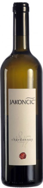 Vino bianco Chardonnay Jakoncic