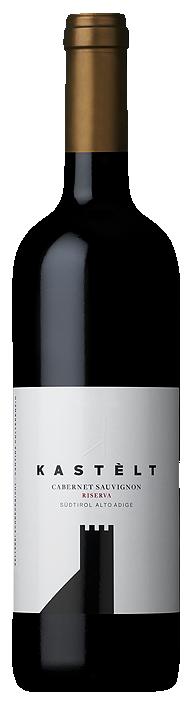 Vino rosso Cabernet Sauvignon Riserva Kastelt