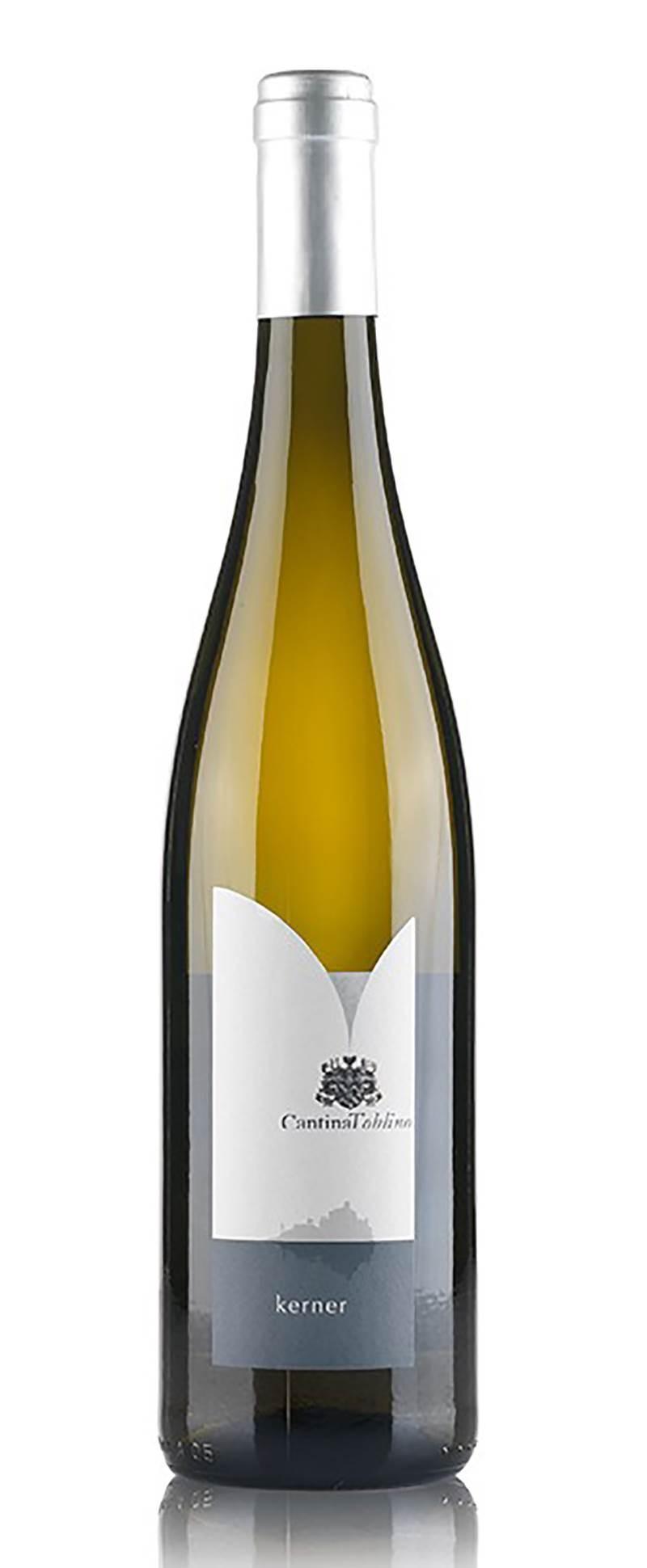 Vino bianco Kerner Vigneti delle Dolomiti