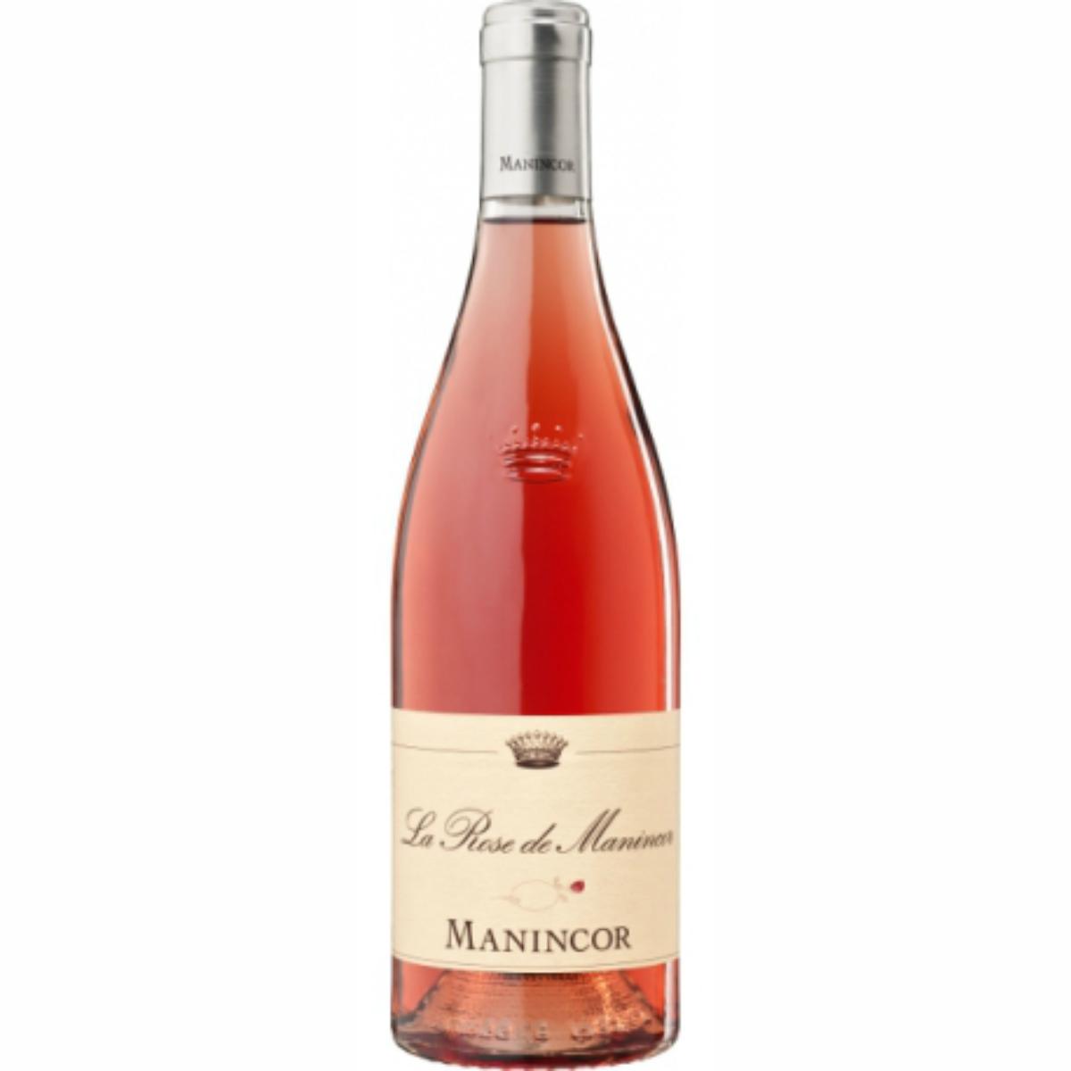 Vino rosato La Rose de Manincor Vigneti delle Dolomiti