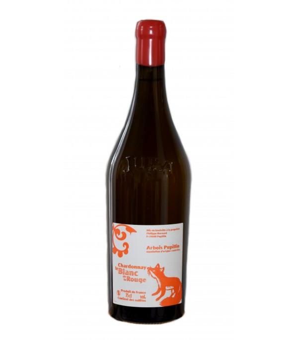 Vino bianco Le Blanc de la Rouge