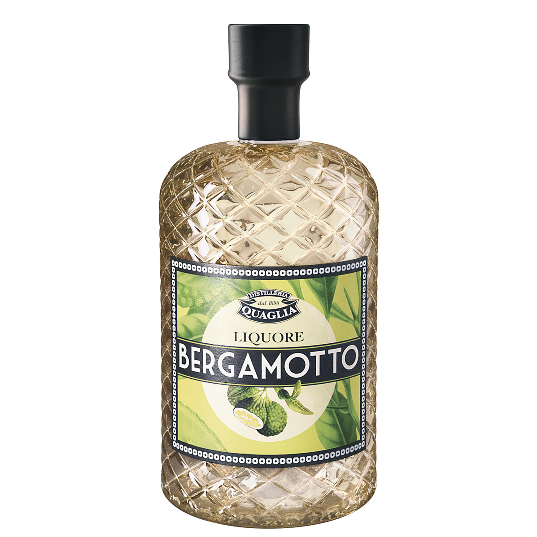 Distillato Liquore al Bergamotto Distilleria Quaglia