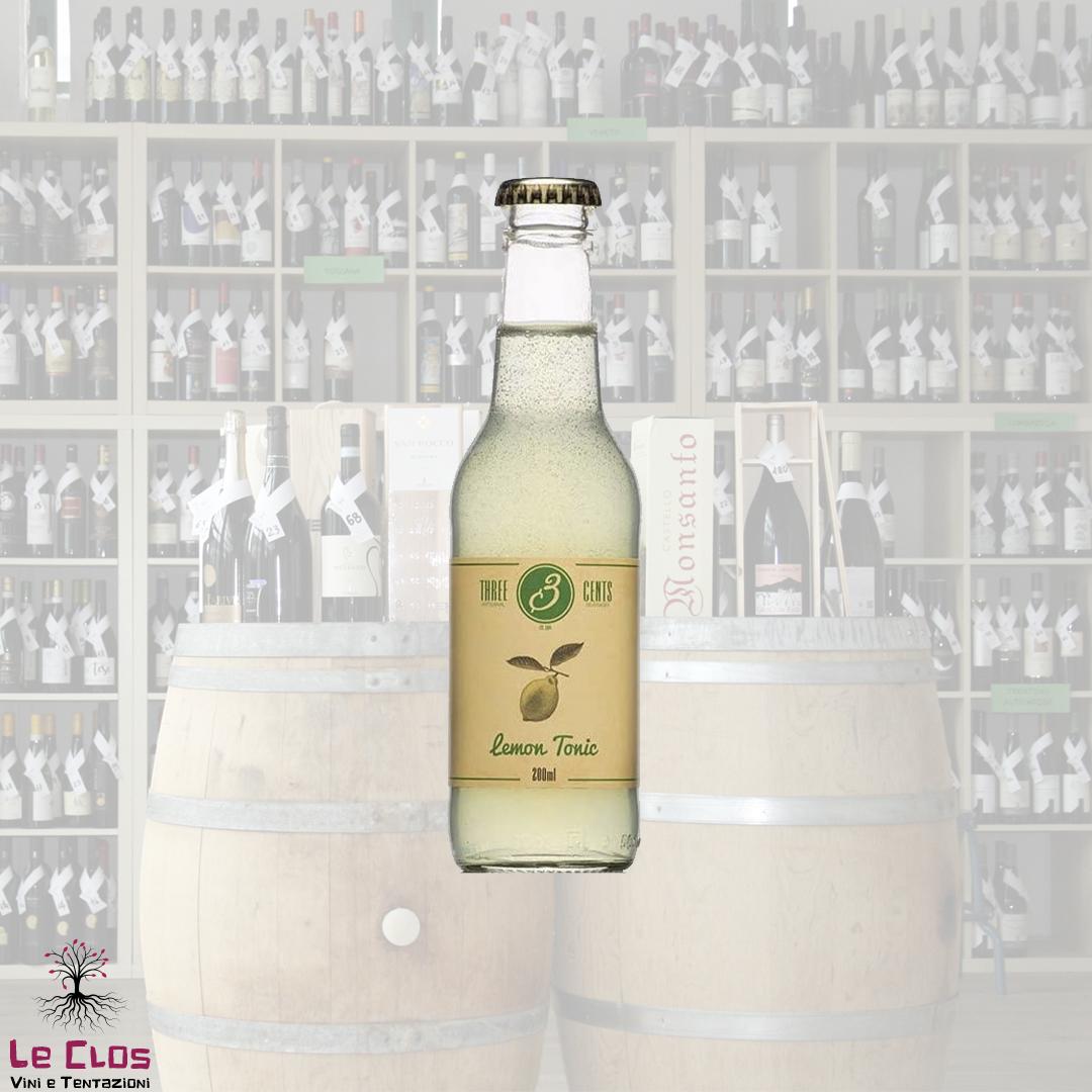 Distillato Lemon Tonic   Three Cents