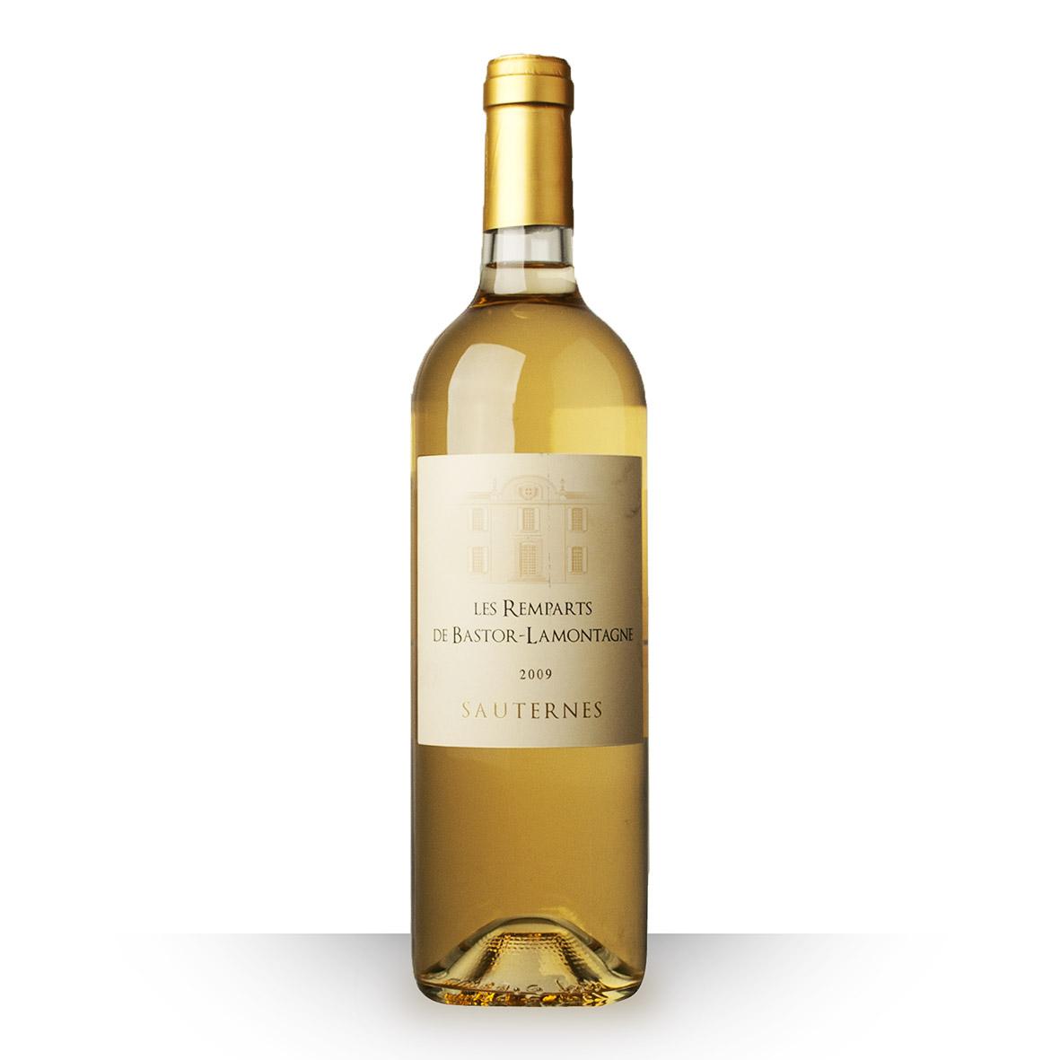 Vino bianco Le Remparts de Bastor Sauternes