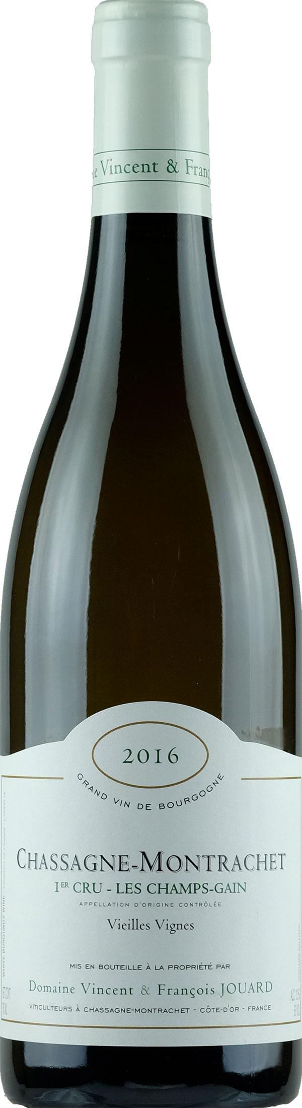 Vino bianco Chassagne-Montrachet Les Champs-Gain