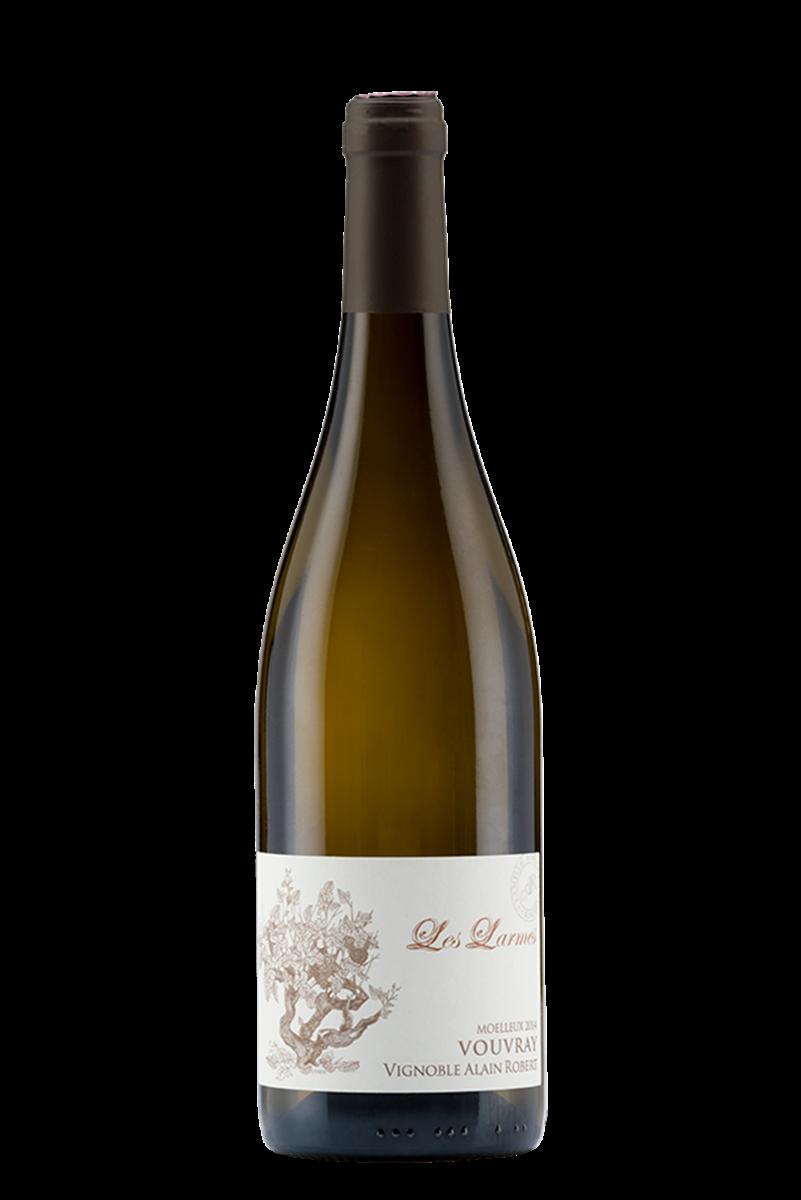 Vino bianco Vouvray Moelleux Les Larmes