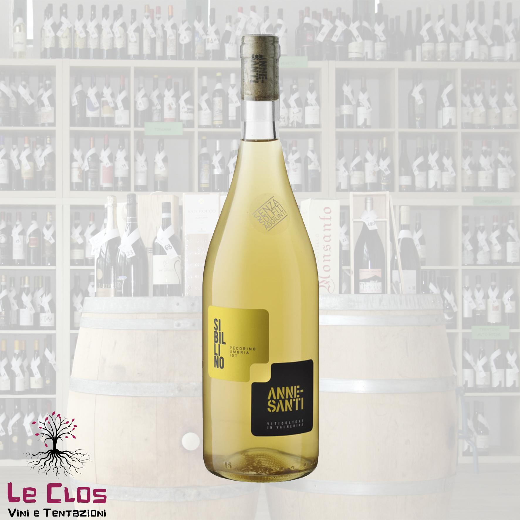 Vino bianco Sibillino