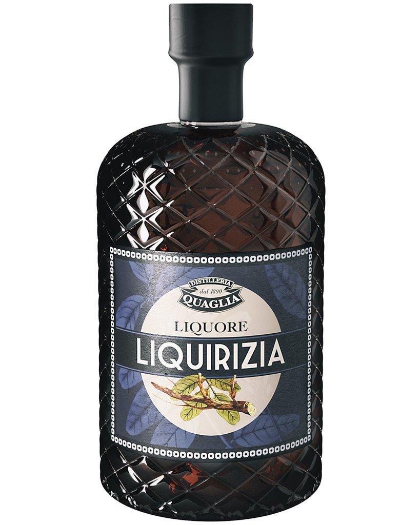 Distillato Liquore alla Liquirizia Distilleria Quaglia
