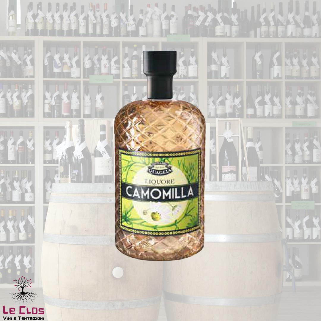Distillato Liquore alla Camomilla Distilleria Quaglia
