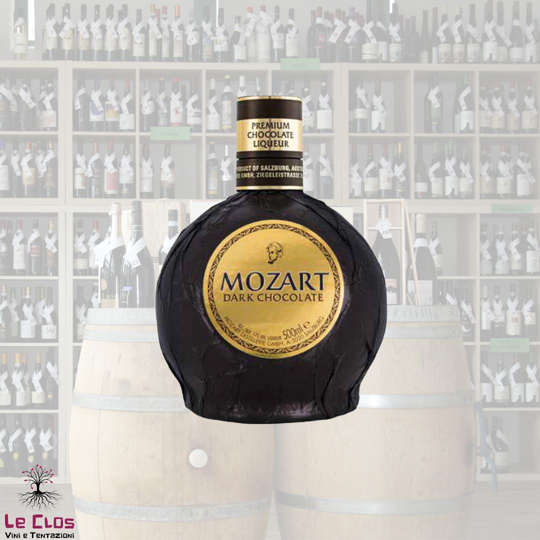 Distillato Liquore al Cioccolato Nero  Mozart