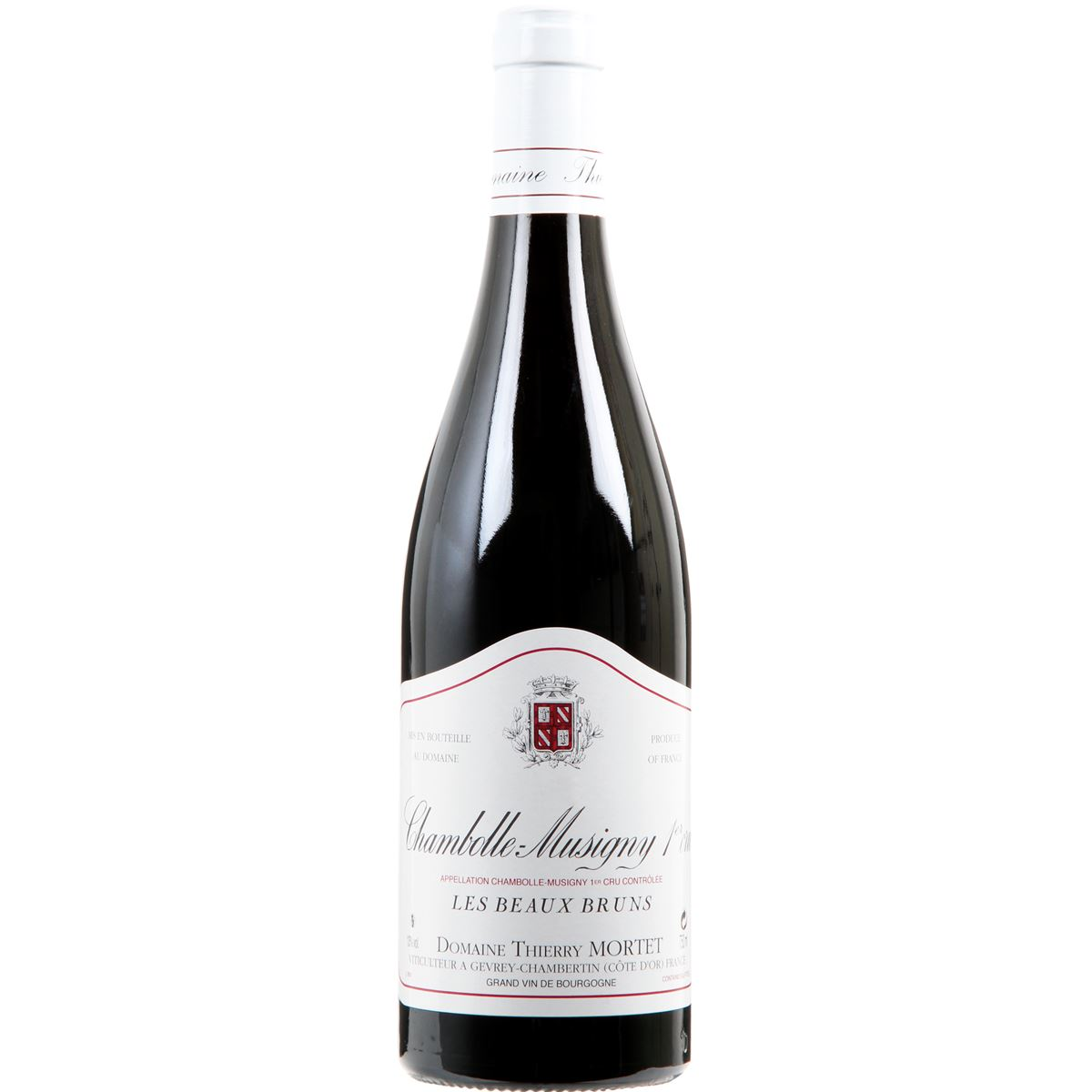 Vino rosso Chambolle-Musigny Les Beaux Bruns Premier Cru