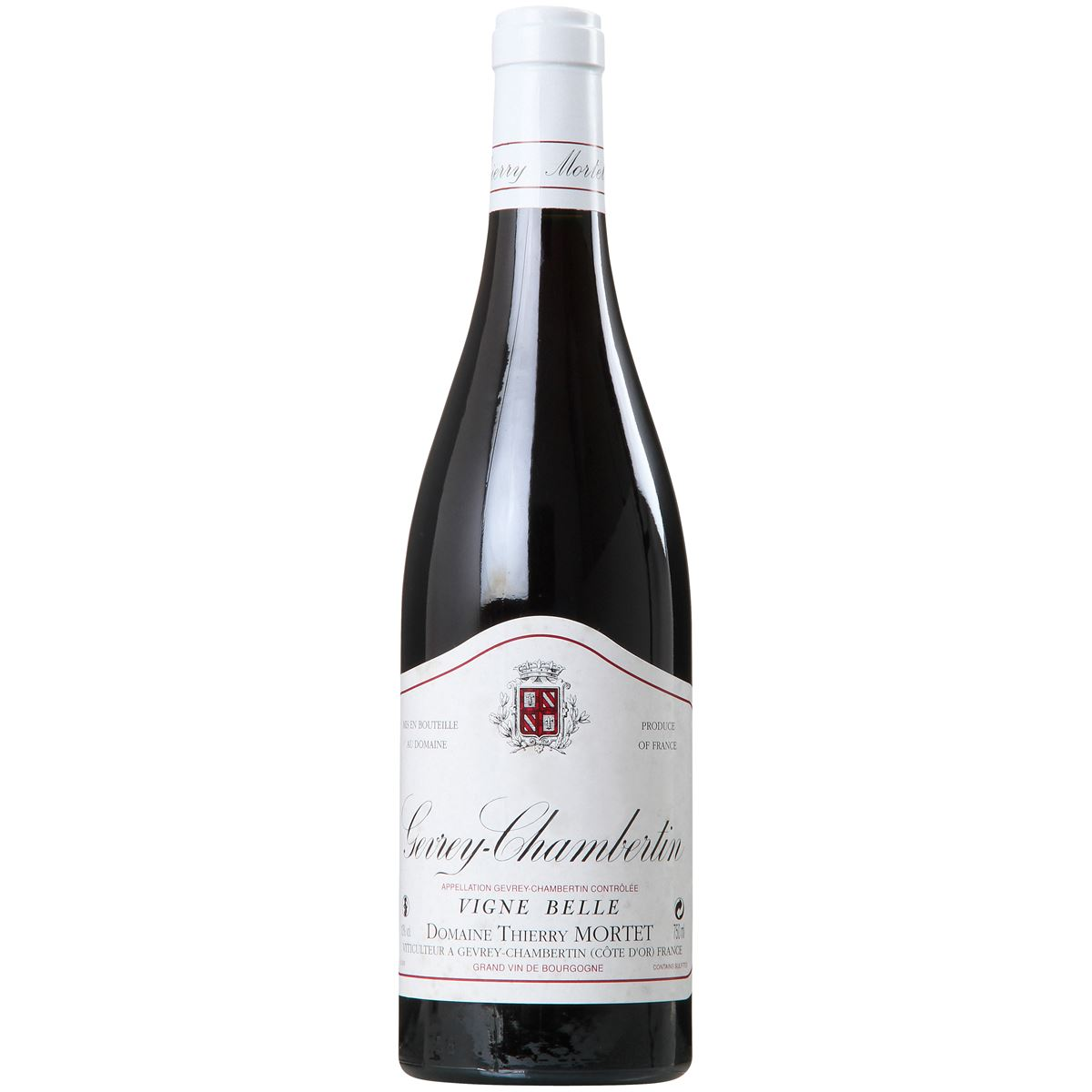 Vino rosso Gevrey-Chambertin Vigne Belle