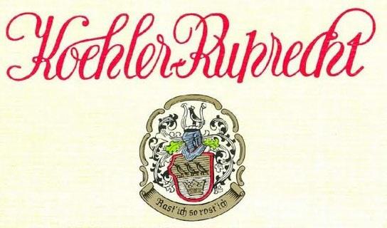 Cantina vitivinicola Koehler Ruprecht