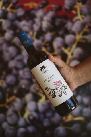 Vino rosso Romagna Sangiovese Longiano Riserva