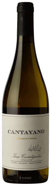 Vino bianco Cantayano