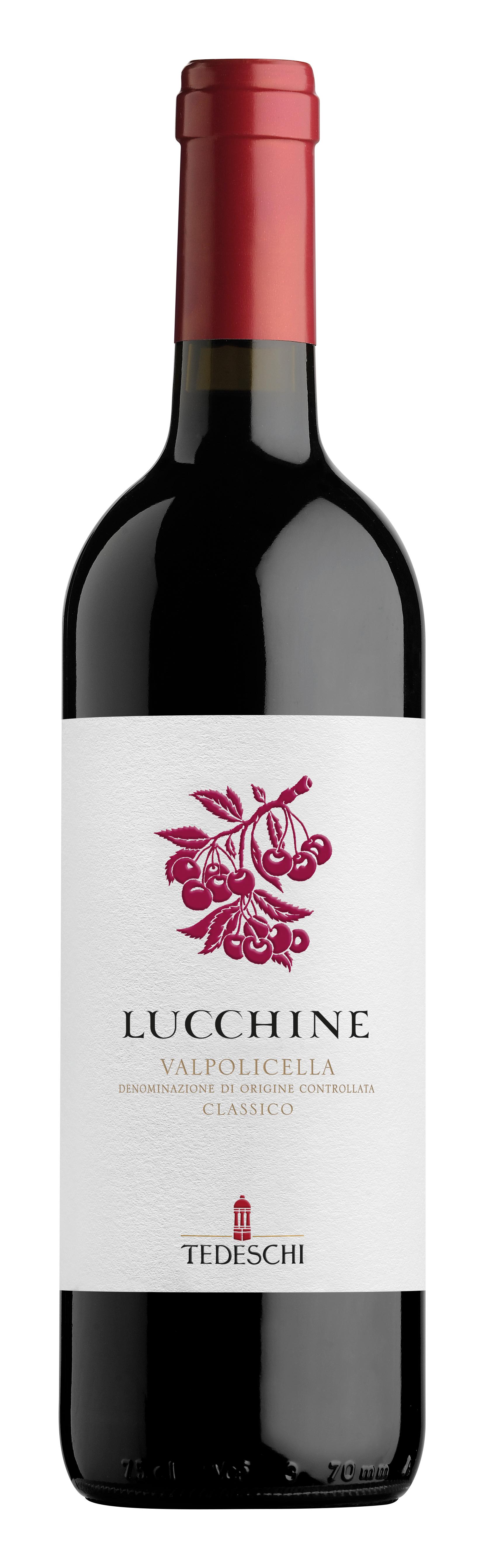 Vino rosso Valpolicella Classico Lucchine