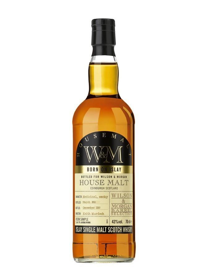 Distillato Whisky House Malt Single Islay Malt W&M