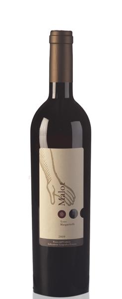 Vino rosso Malot Rosso dell'Umbria