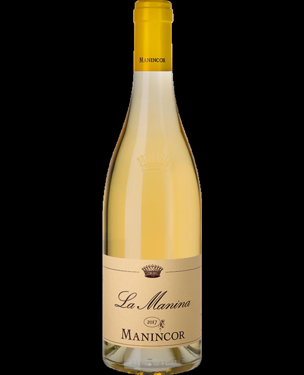 Vino bianco La Manina Vigneti delle Dolomiti