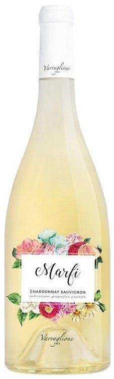 Vino bianco Chardonnay Sauvignon di Puglia Marfi