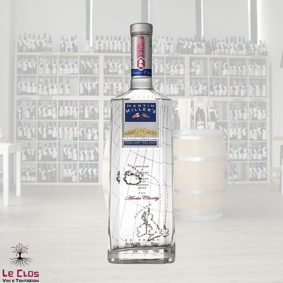 Distillato London Dry Gin Martin Miller's