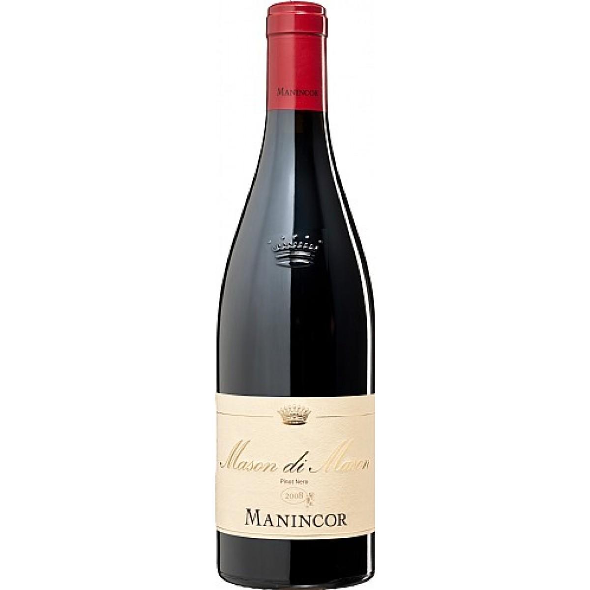 Vino rosso Pinot Nero Mason di Mason