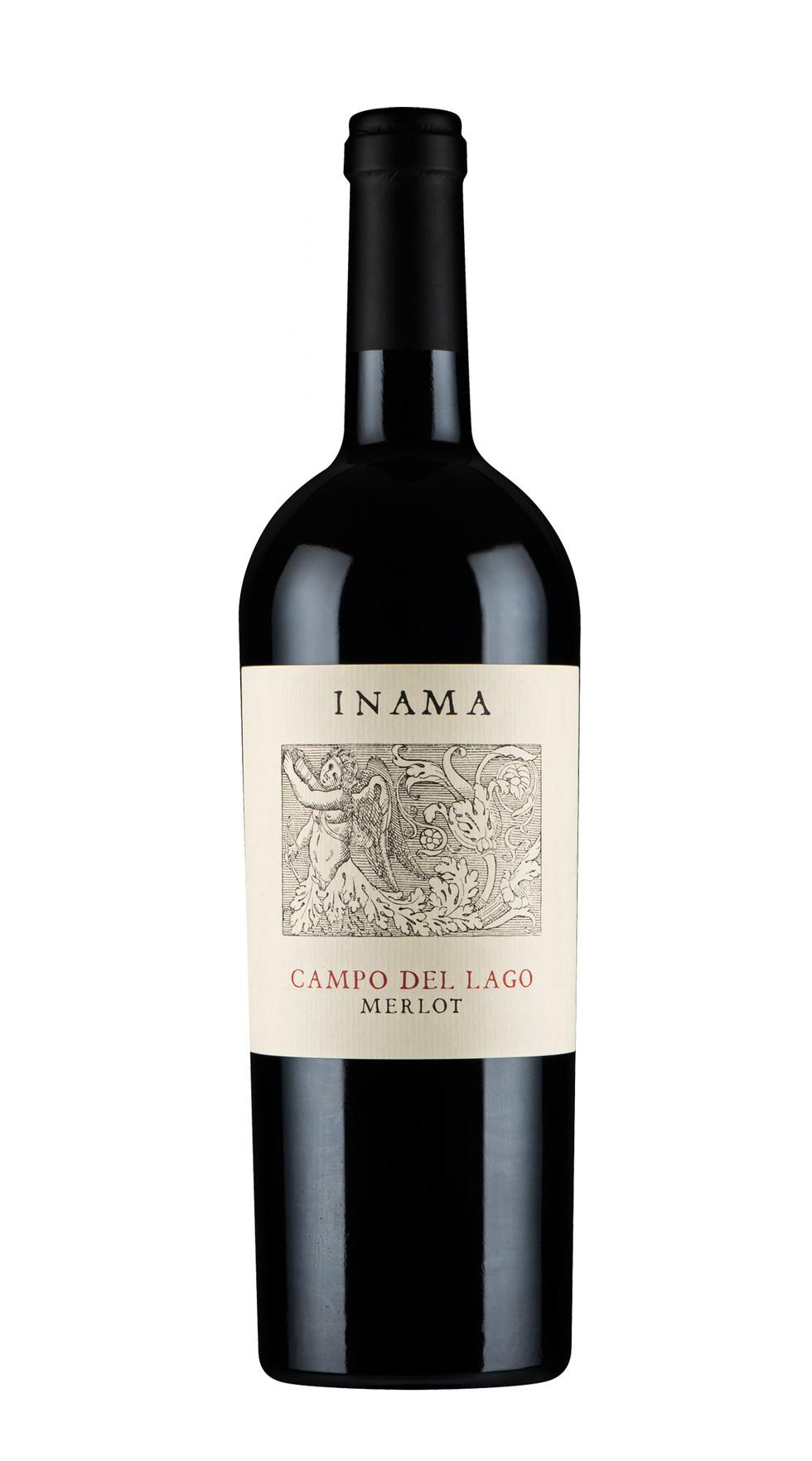 Vino rosso Merlot Campo del Lago