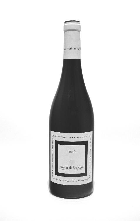 Vino rosso Merlot Friuli Venezia Giulia