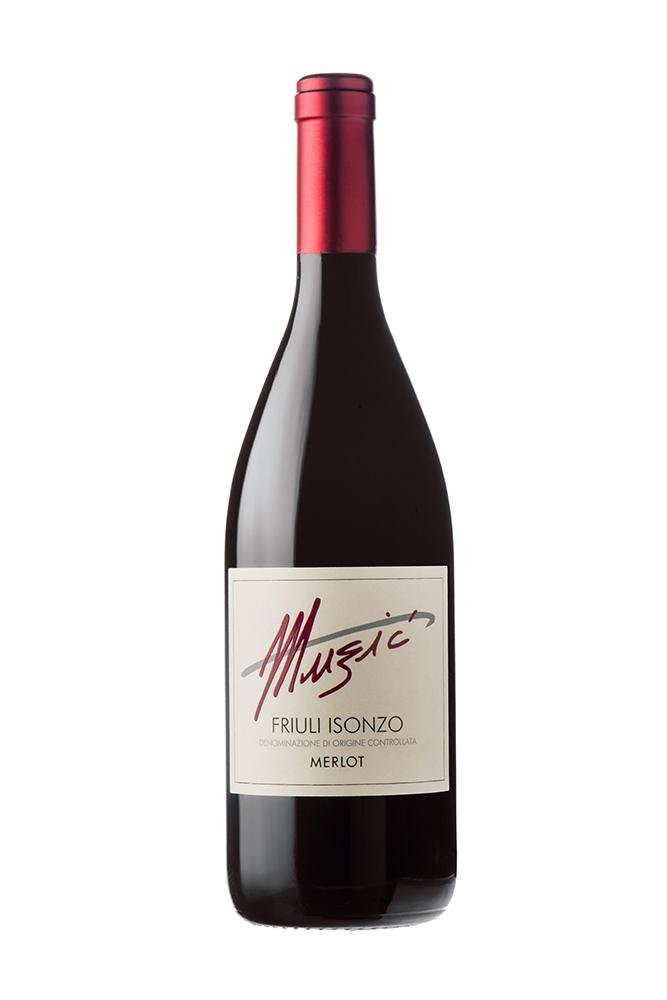 Vino rosso Merlot Friuli Isonzo