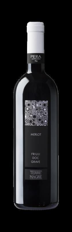 Vino rosso Merlot Friuli Grave
