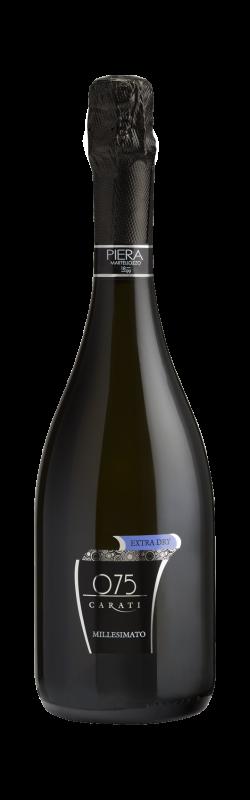 Vino rosso Millesimato Spumante Extra Dry