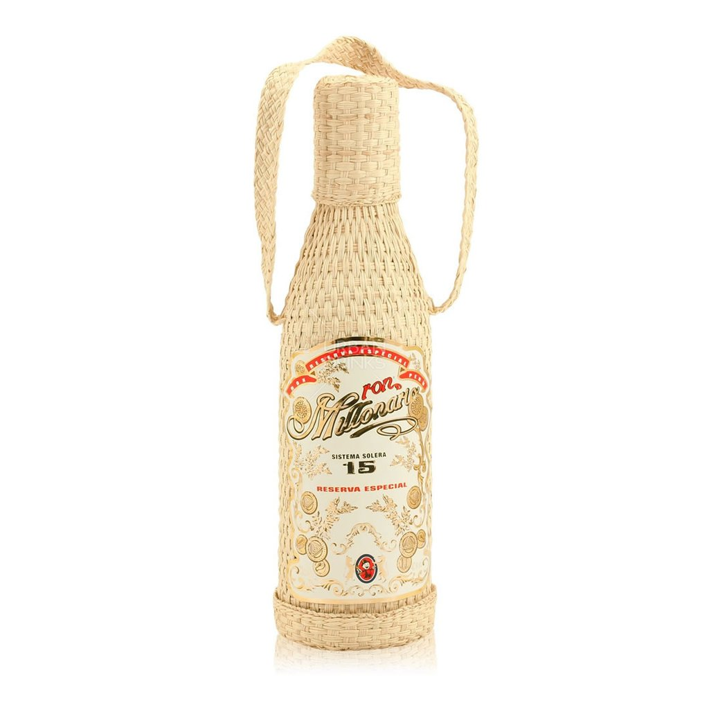 Distillato Rum Solera 15 Reserva Especial Millonario