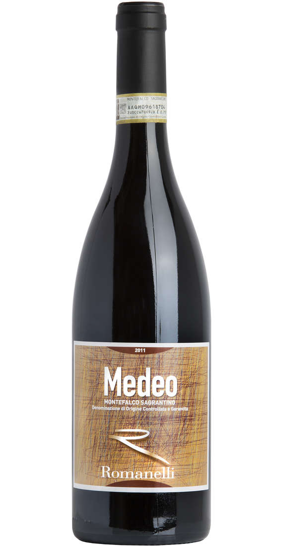 Vino rosso Sagrantino di Montefalco Riserva Medeo