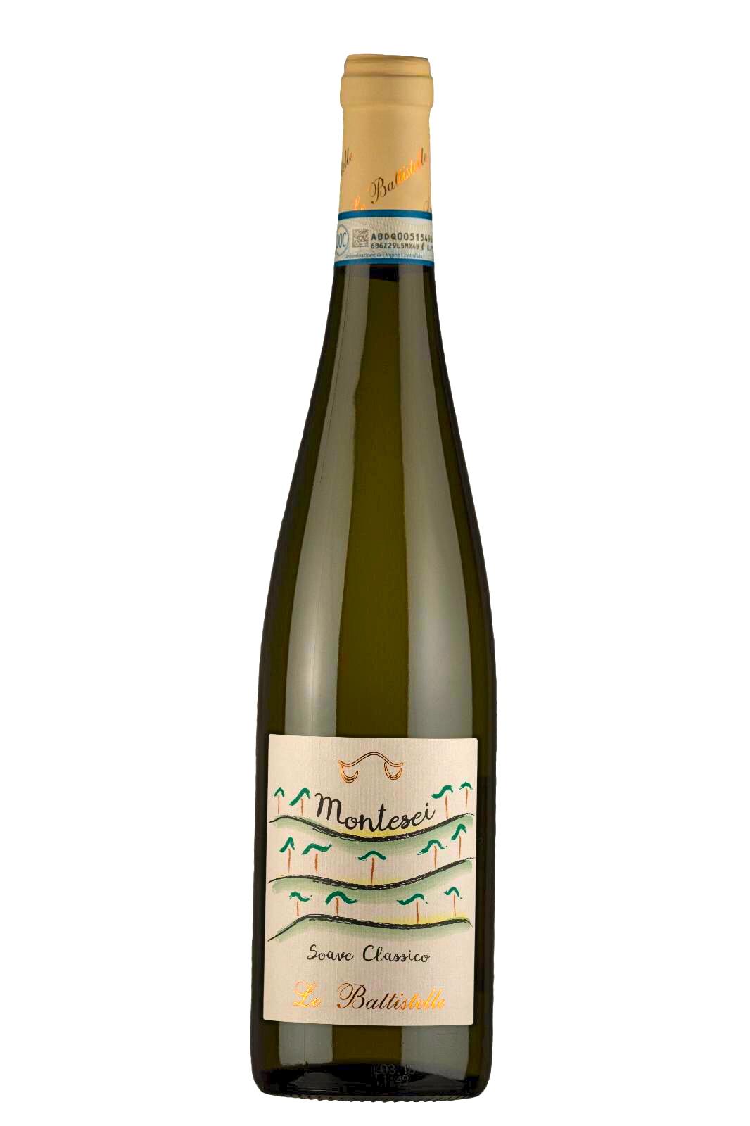 Vino bianco Soave Classico Montesei
